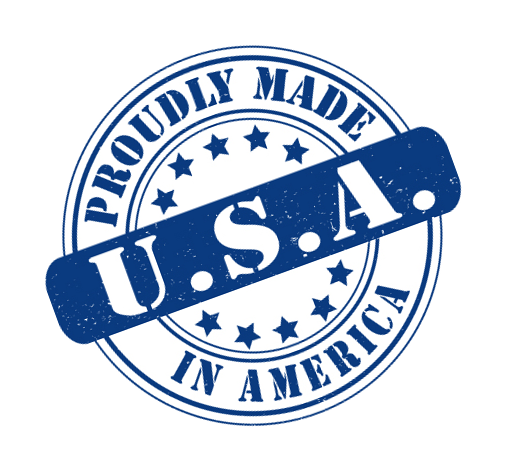 Made Proudly in the USA!